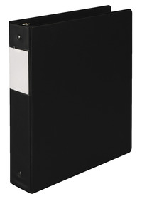 Basic Round Ring Reference Binders, Item Number 077025