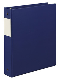 Basic Round Ring Reference Binders, Item Number 077026