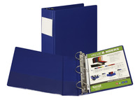 Basic Round Ring Reference Binders, Item Number 077044