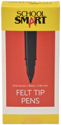 Fiber Tip Pens, Item Number 077235