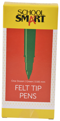 Felt Tip and Porous Point Pens, Item Number 077238
