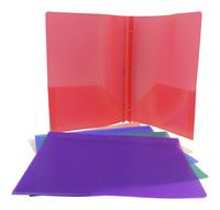 Poly 2 Pocket Folders, Item Number 077665