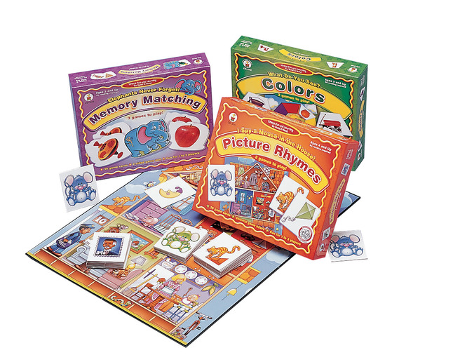 Early Childhood Classic Games, Item Number 078033
