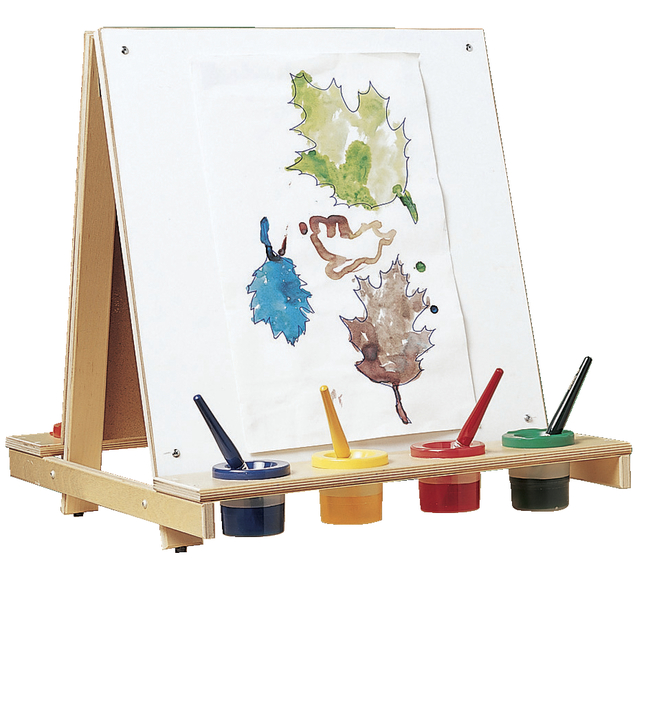 Childcraft Tabletop Easel For Kids 21 5 8 X 23 X 22 5 8 Inches