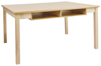 Childcraft Classroom Desk Table, Laminate Top, 36 x 48 x 26 Inches Item Number 078170