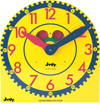 Telling Time, Time Games Supplies, Item Number 078418