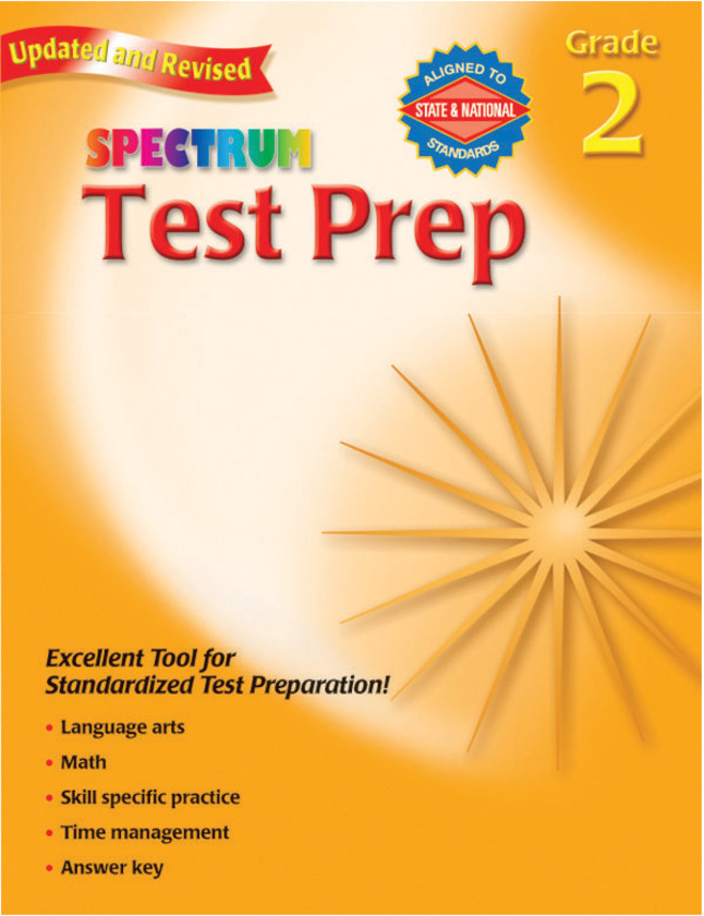 Common Core Test Prep, Assessment Supplies, Item Number 078480