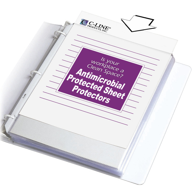 Sheet Protectors, Item Number 078532