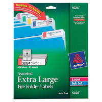 File Folder and File Cabinet Labels, Item Number 078592