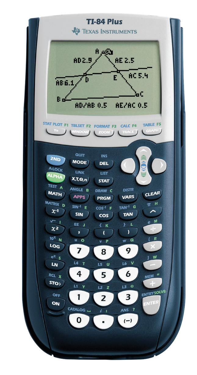 Graphing Calculators, Item Number 078653
