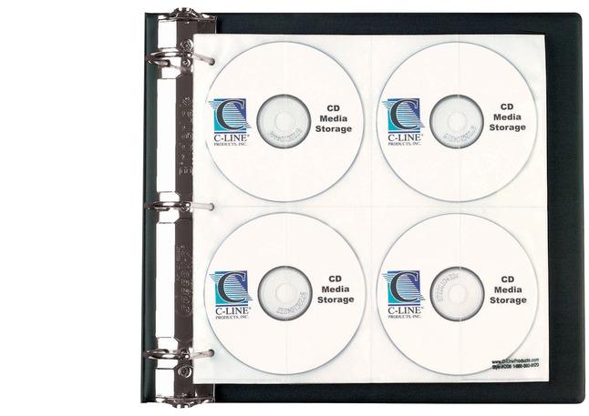 CD Binders, DVD Binders Supplies, Item Number 078736