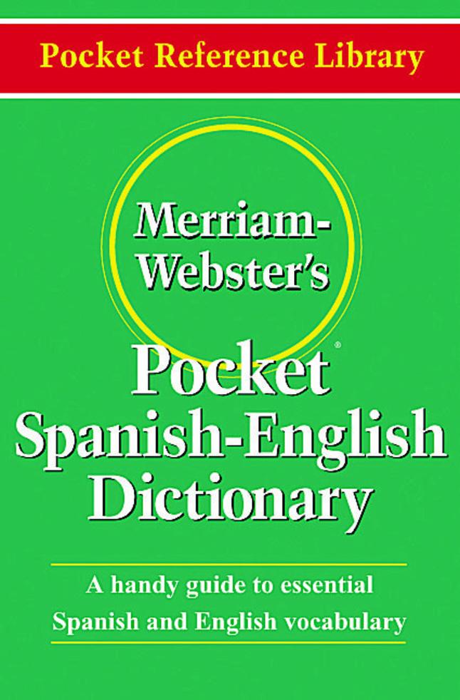 Dictionary, Item Number 079083