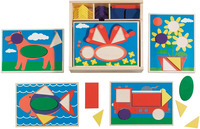 Math Patterns Games, Activities, Math Patterns, Math Pattern Games Supplies, Item Number 079596