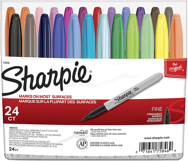 Permanent Markers, Item Number 079673