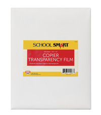 Overhead Transparency Film and Sheets, Item Number 079880