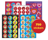 Stickers and Envelope Seals, Item Number 079979