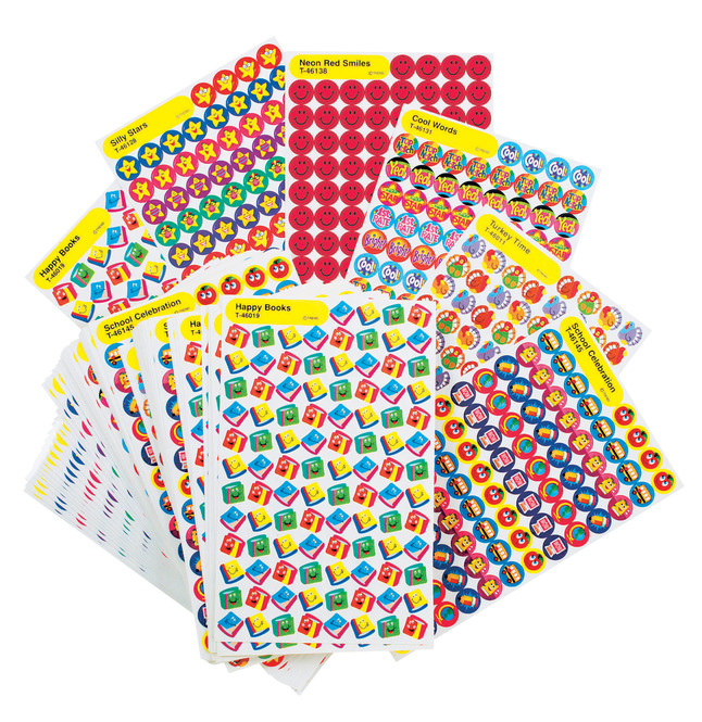 Stickers and Envelope Seals, Item Number 079982