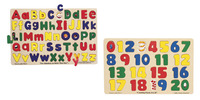 Early Childhood Chunky Puzzles, Item Number 080786