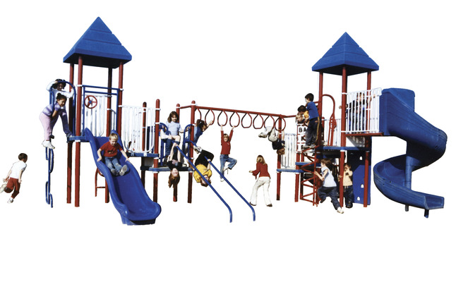 Outdoor Playsets and Swing Sets Supplies, Item Number 081637