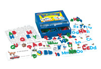 Alphabet Games, Alphabet Activities, Alphabet Learning Games Supplies, Item Number 081688