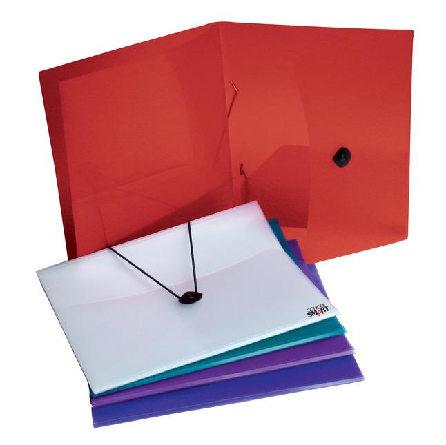 Poly Multi Pocket Folders, Item Number 081931