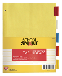 Tab Dividers, Item Number 081940
