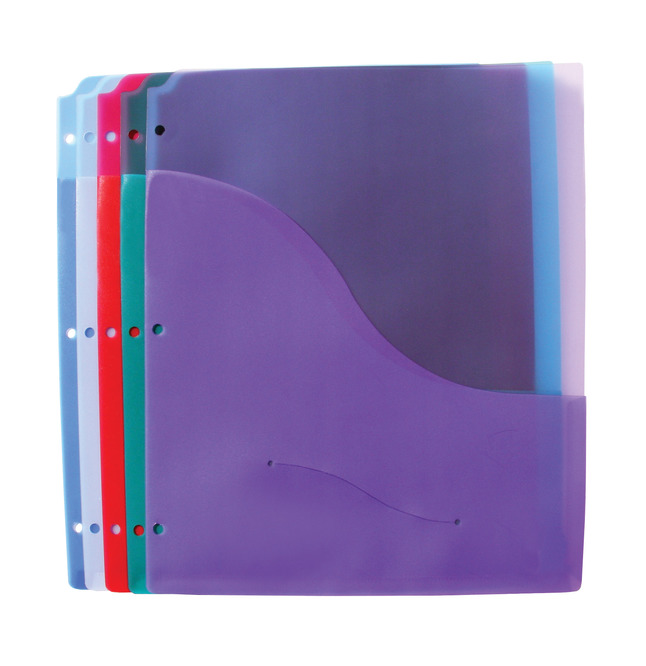 Multi Pocket Folder, Multi Pocket File Folders, Multi Pocket Folders, Item Number 081950