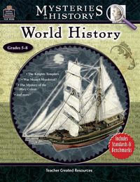 World History Books, Resources, Item Number 082060