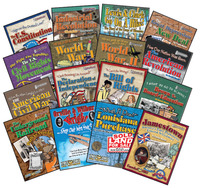 US History Books, Resources, History Books Supplies, Item Number 082132