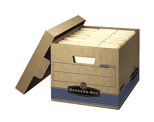 File Storage, Item Number 1327539