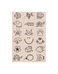 Award Stamps and Stamp Pads, Item Number 082341