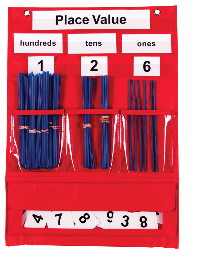 Place Value, Counting, Place Value Games Supplies, Item Number 082346