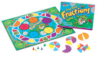 Fraction Games, Books, Activities, Fraction Books, Fraction Activities Supplies, Item Number 082402