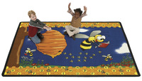 Kids Animal and Nature Rugs Supplies, Item Number 082419