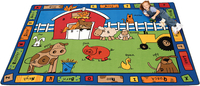 Kids Animal and Nature Rugs Supplies, Item Number 082422