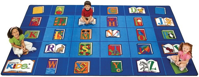 Reading Rugs, Reading and Literacy Rugs Supplies, Item Number 082427
