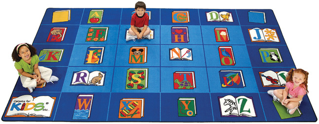 Reading Rugs, Reading and Literacy Rugs Supplies, Item Number 082428