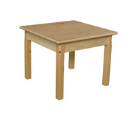 Kids Wood Table, Kids Wood Tables, Wood Tables Supplies, Item Number 082826