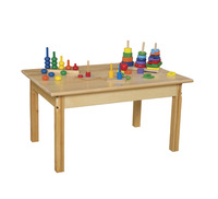 Kids Wood Table, Kids Wood Tables, Wood Tables Supplies, Item Number 082829