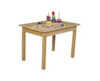 Kids Wood Table, Kids Wood Tables, Wood Tables Supplies, Item Number 082831