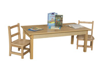 Kids Wood Table, Kids Wood Tables, Wood Tables Supplies, Item Number 082834
