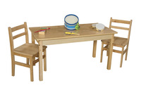 Kids Wood Table, Kids Wood Tables, Wood Tables Supplies, Item Number 082835