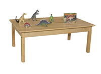 Kids Wood Table, Kids Wood Tables, Wood Tables Supplies, Item Number 082838
