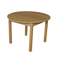 Kids Wood Table, Kids Wood Tables, Wood Tables Supplies, Item Number 082848
