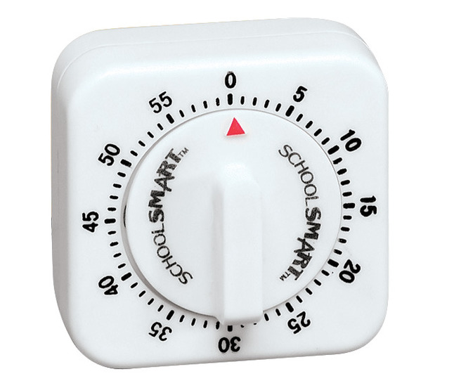 Visual Timers and Learning Timers, Item Number 084082