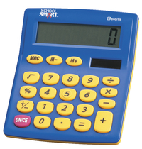 Basic and Primary Calculators, Item Number 084088