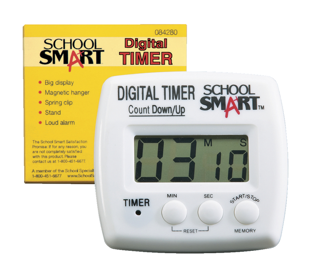 Time Clocks and Time Tracking, Item Number 084280
