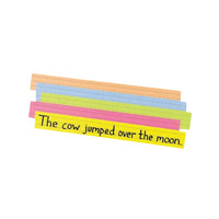 Sentence Strips, Item Number 084325