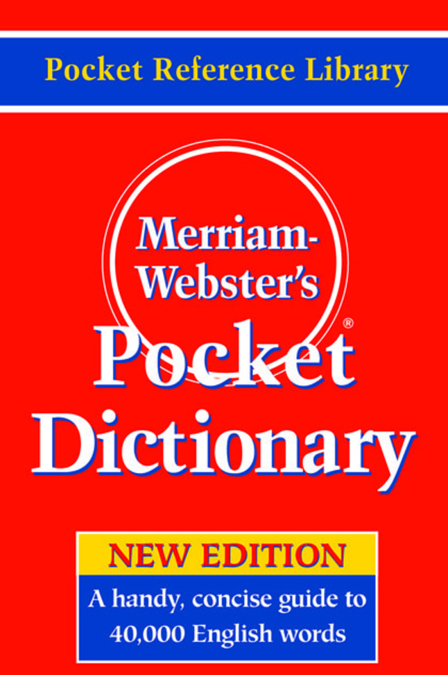 Dictionary, Item Number 084391