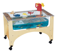 Wooden Sand Table, Wooden Water Table and Sand Table Supplies, Item Number 084746